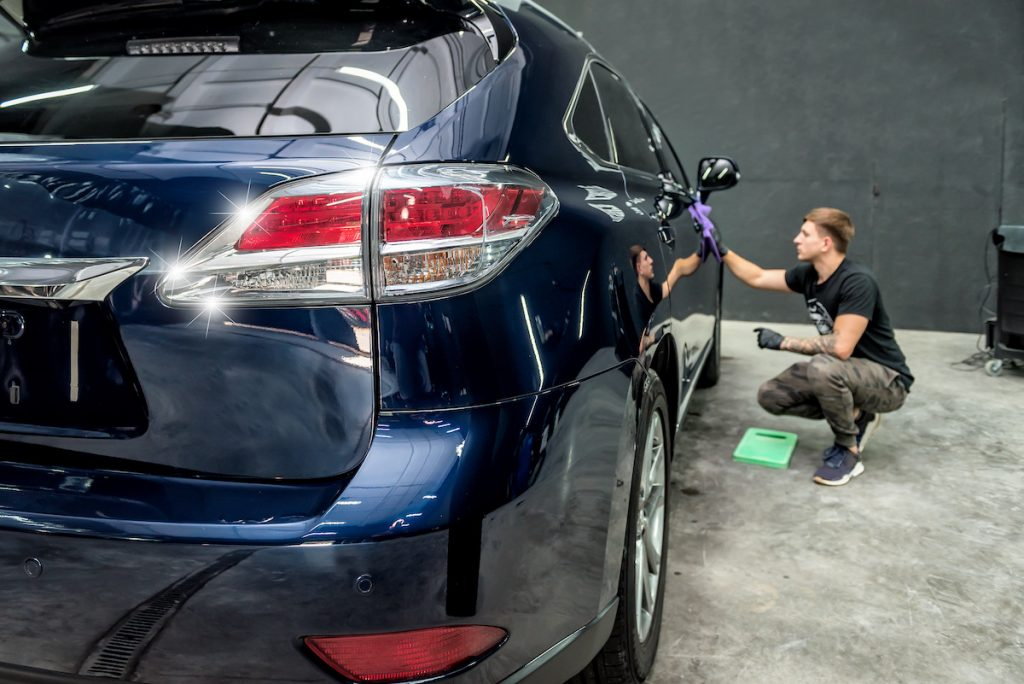 Nettoyage et entretien de la voiture